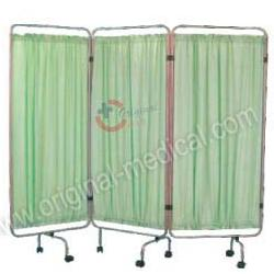 Hospital Bed Side Screens