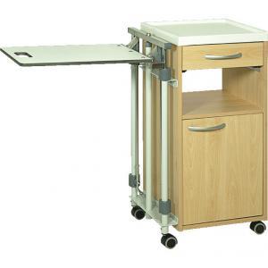 H-851  BEDSIDE TABLE
