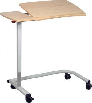 H-117  HEIGHT-ADJUSTABLE OVERBED TABLE