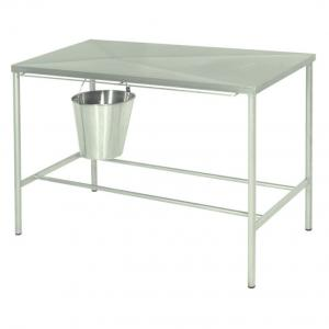 H-406  VETERINARY OPERATING TABLE
