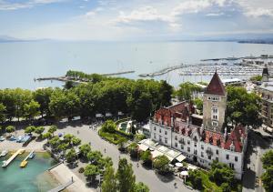 Lausanne, Lake Geneva