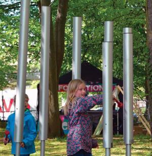 Tubular Bells - Set of 7: Ground Fix