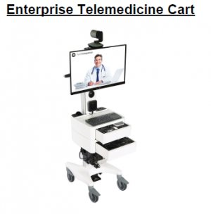 Enterprise Telemedicne Cart