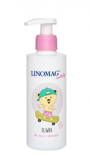 emollient baby oil