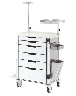 Inspital Medical Technology/Emergency Cart