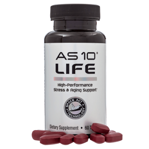 AS 10® Life Multivitamin Anti-Aging Supplement