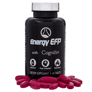 Energy EFP with Cognizin® Nootropic Supplement