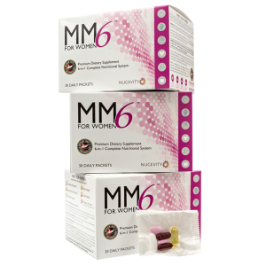 MM6™ for Women Daily Supplement