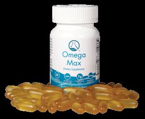Omega Max Fish Oil Supplement