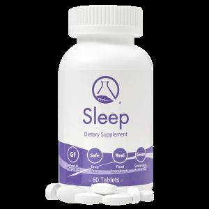 Sleep Bedtime Formulation Supplement