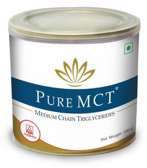 Cholesterol Free and Trans Fat Free, Sugar Free, Lactose Free, Gluten Free MEDIUM CHAIN TRIGLYCERIDES