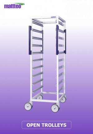 MODUL-iT Open Transport trolley