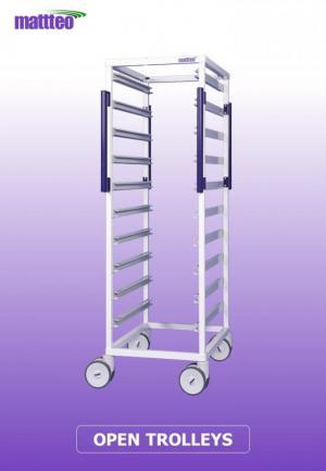 MODUL-iT Open Transport trolley