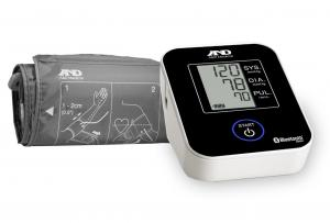 Premium Wireless Blood Pressure Monitor (UA-651BLE)