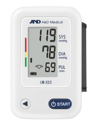 Wrist Blood Pressure Monitor (UB-525)