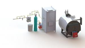 VERTISA STEAM BOILERS