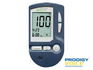 Prodigy Voice® Talking Glucose Meter