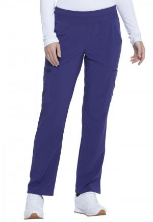 Natural Rise Tapered Leg Pull-On Pant - DK005