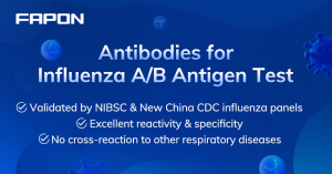 Antibodies for Influenza A/B Antigen Detection (Lateral Flow Platform)