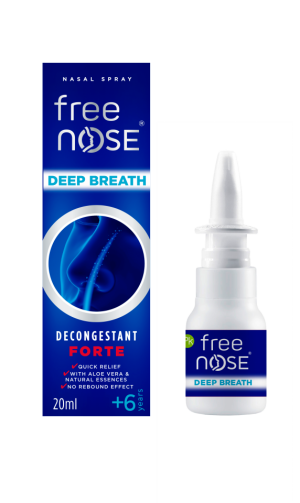 20 ML HIGH DECONGESTANT NASAL SPRAY (+6 years)
