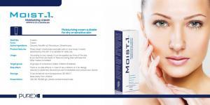 moisturizing for dry or sensitive skin