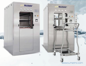 CSSD Steam Sterilizers / Autoclaves (100-1200 L Capacity)