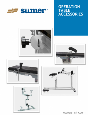 Sumer Adela Operating Table Accessories