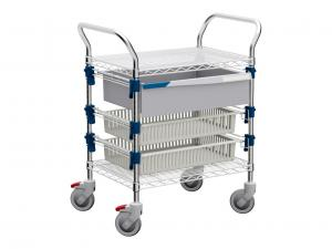Francehopital MOSYS-ISO utility cart