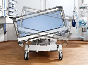 Sicuro pesa ICU bed