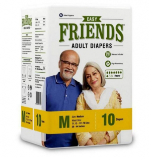 Friends Adult Diaper Easy