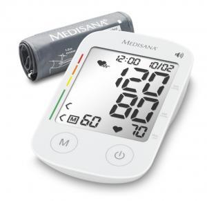 BU 535 Voice upper arm blood pressure monitor