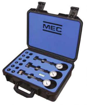 Medical Gas Pressure and Flow Test Kit
