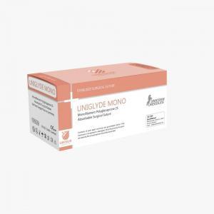 UNIGLYDE MONO - Monofilament Poliglecaprone 25 Suture