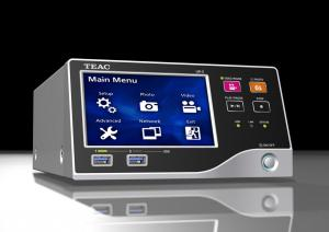 UR-X, DICOM HD video- and single picture recorder