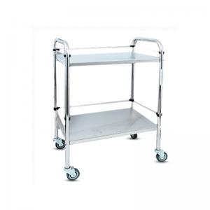 Instrument Trolley 2 shelves