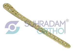3.5mm LCP Medial Distal Tibia Plate [low band]