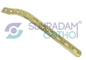 3.5mm LCP Extra-Articular Distal Humerus Plate