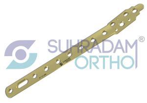 3.5mm LCP Lateral Distal Fibula Plate [Universal]