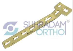 45mm LCP T Buttress Plate