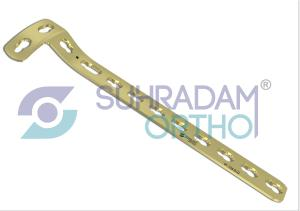 4.5mm LCP L Buttress Plate