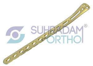 3.5mm LCP-VA Posterior Medial Proximal Tibia Plate