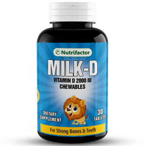 Milk-D Chewables | Vitamin D