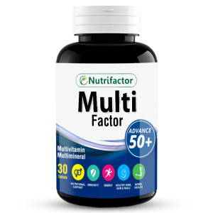 Multi Factor | Advance 50+