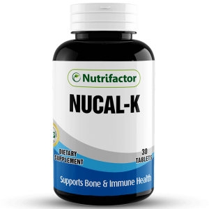 NUCAL-K | Vitamin D | K | Calcium