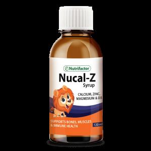 NUCAL-Z SYRUP | Calcium | Magnesium | Zinc | Vitamin D3