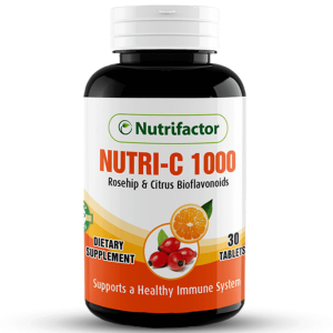 NUTRI-C 1000 | Vitamin C | Rosehips Extract