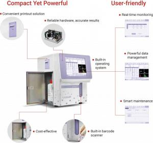 STEL5: Hematology Analyzer