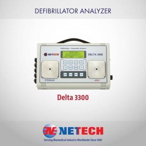 DELTA 3300 Defibrillator / Transcutaneous Pacemaker Analyzer