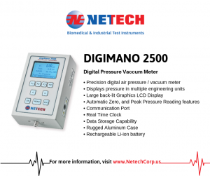 The DigiMano 2500 is your one-stop solution for pressure meters.
