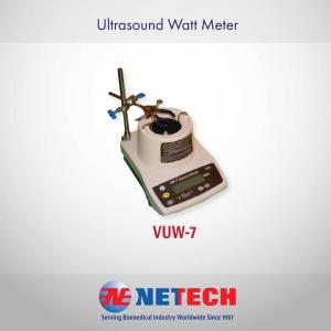 With the Digital Ultrasound Wattmeter/Power Meter you'll be able to quickly and regularly maintain prime condition of your ultrasound devices.
